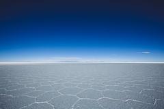 Salar de Uyuni (dataichi) Tags: travel blue white tourism nature landscape outdoors salt bolivia destination salar altiplano uyuni lipez salardeuyuni