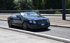 Continental GT convertible (xwattez) Tags: bentley continental gt convertible dcapotable cabriolet voiture automobile anglaise british car vhicule transports rue street toulouse france 2016