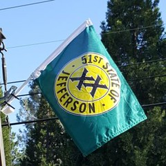 Jefferson State flag (smileycreek) Tags: flag jeffersonstate