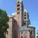 Speyer Cathedral (eastern part)