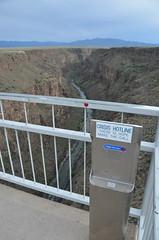 DSC_8961 (My many travels) Tags: rio grande gorge bridge new mexico water rocks river