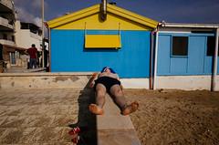 Gazebook (i.am.mine) Tags: gazebook punta secca ragusa marina di ricoh gr street photography beach life is martin parr