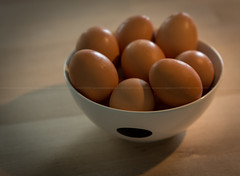 Ready to be cooked... [Mons, Belgium - 2016] (Jose Constantino Gallery) Tags: egg eggs food indoor depthoffield cup composition cook cooking chocolate