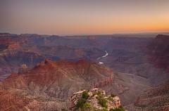 Grand Canyon Sunrise (amylouiseadams) Tags: grandcanyon arizona red canyon sun sunrise yellow nature outdoors outside canon canon70d nationalpark grandcanyonnationalpark sky southrim morning