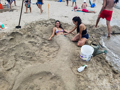 Hanalei_Sand_Castle_Contest-14 (Chuck 55) Tags: hanalei bay sand castle hawaii