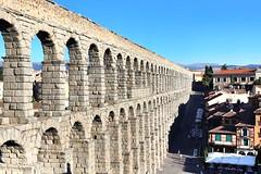 Segovia 001, acueducto. (Joanbrebo) Tags: spain espaa castillaylen monumento monument acueducto segovia eosd canoneos80d efs1855mmf3556isstm autofocus descubramosespaacom