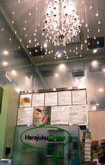Harajuku Crpe (aisforapples.ca) Tags: harajukucrepe melroseave losangeles california cali dessert crepe japanese greentea pocky strawberry nutella food foodpic