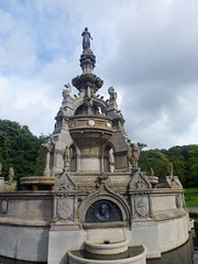 Stewart Memorial Fountain (13) (dddoc1965) Tags: dddoc davidcameronpaisleyphotographer september 23rd 2016 kenny ried glasgow buildings parks shop fronts fountain polish people churches mosque water