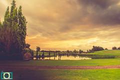 Alquerias Sunrise (oscarhernndez1) Tags: alquerias de pozos paisaje slp golf mxico campo naturaleza studioh studio h