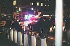 NYC by night (Hummingdust) Tags: nyc new york nikon nikondf 50mm nikkor street night city