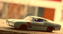 old style (ojoadicto) Tags: auto car miniatura juguete toy old calida macro
