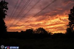 End Of The Road (Jason McIntosh) Tags: endofroad sunset newyorksunset sunsetinnewyork yonkers yonkerssunset sonya7 sonya72 sonymirrorless zeiss2470 landscapephotography jadel jadelphotography jason jasonmcintosh redsky redskies