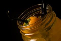 DSC08984 (Arantxa Viacava) Tags: pisco aji peru cocktail trago drink glass black