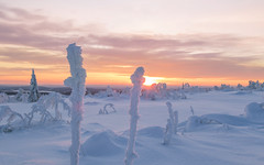 Lappland - Laponie  (On Explore 09/20/2016) ( Mathieu Pierre photography) Tags: lappland laponie finnland lapland snow north night sky light silence nature landscape northern polar circle sunlight markii mark2 skyborne vanguard b0 benro tripod f28 1635 grip 7d eos canon neige