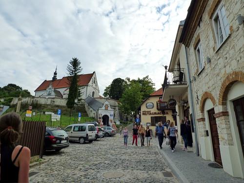 Kazimierz-Dolny - Klasztor p.w. Zwiastowania NMP