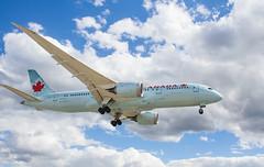 C-GHPQ (YYZ John) Tags: boeing 787 boeing787 aircanada dreamliner planespotting yyz cyyz pearsonairport