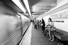 2012-0604-07-19-15 (t-a-i) Tags: nyc people newyork station brooklyn subway us unitedstates platform franklinave grd3