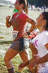 Dirty Girl: Sprinter (the Halfwitboy) Tags: dirtygirl2012 savetheboobies breast cancer boobies save pink boobs awareness benefit charity cause fight stand take woman women girls females female help together mud dirty iloveboobies run race triathlon find cure 1041 krbe event horseranch manvel houston texas compete competitors canon 7d 5d ladies lady beautiful pretty hot attractive sexy tank top curvy voluptuous courageous brave blonde brunette redhead shorts short