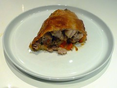 Pastie (Simon Aughton) Tags: food cooking pastry carrots pastie