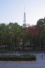 tv_tower (ALF_K) Tags: nagoya pentaxkx hisaya  smcpk35mmf35  hisayaoodoripark smcpentax35mmf35