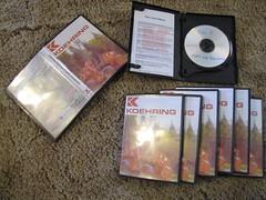 Koehring Waterous DVD/CD set (The Koehring Guy) Tags: set dvd cd waterous koehring