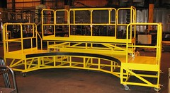 Composite Layout access platform