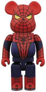 『蜘蛛人:驚奇再起』1000% BE@RBRICK