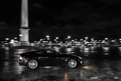 Aston Martin V12 Vanquish (Fast-Auto.fr) Tags: auto show city friends light people urban sun paris color sexy art english love fashion festival night clouds canon geotagged fun photography photo model europe raw day place martin photos fast s concorde panning nuit blured aston panoramique v12 iphone vanquish fil crillon fastauto iphoneography instagramapp fastautofr