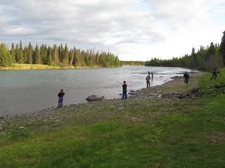 Alaska Kenai River Fishing and Saltwater 8