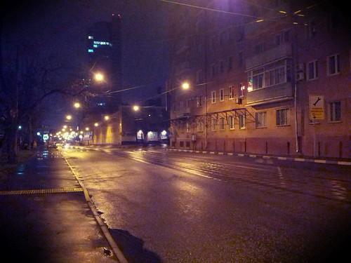 Moscow sometimes sleeps ©  quirischa
