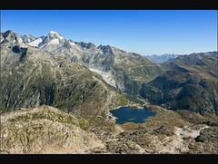 The Grimsel See  the Furka pass and The Rhonegletscher  . A view from Sidelhorn (2764m alt.) . No. 7725. (Izakigur) Tags: izakigur2012 flickr feel europe europa helvetia nikond700 d700 alps alpi alpes berne berna bern berneroberland berneseoberland ch izakigur imagesforthelittleprince izakigurberne izakiguralps izakigurd700 liberty lasuisse lepetitprince laventuresuisse mountains myswitzerland musictomyeyes nikon nikkor schweiz suisia suisse suiza suizo swiss svizzera سويسرا שווייץ grimsel sidelhorn oberwald grimselpass furka dieschweiz 명사 alpen furkapass wallis valais switzerland nikkor2470f28 nikkor2470 kantonbern cantonofbern nikkor2470nikkor 24 70 f 28 nikon2470f28 svizzeradieschweiz nikon2470mmf28g nikonnikkorfeel landscape les acqua eau wasser מים ماء