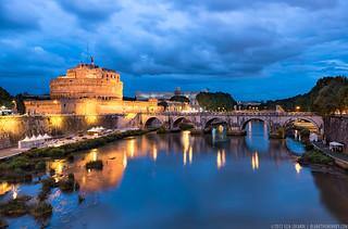 Castel Sant Angelo - (Rome, Italy)