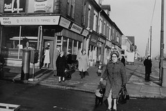 Tor864, Chillingham Road, Heaton, Newcastle upon Tyne (Newcastle Libraries) Tags: england people newcastle 60s suburban north social tyne historic wear east 70s 1960s 1970s seventies sixties laszlo torday surburbs