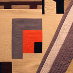 "<b>Sand Barge, 1930 (after: Arthur Dove)</b><br/> Rebecca Kamm (Art Quilt, 2011)<a href=""http://farm9.static.flickr.com/8339/8199482807_f7b40c9222_o.jpg"" title=""High res"">∝</a>"