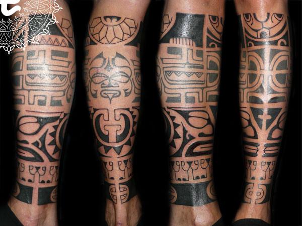 454d2eba8 Tribal_Polynesian_ Maori_ Marquesan_ Samoan_Inspired_ Tattoo13  (Tattoomonger) Tags: inspired tribal tattoos maori samoan polynesian