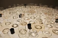 Handblown Pyrex Cups