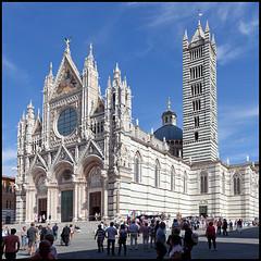 DUMO DI SIENNA (ESOX LUCIUS) Tags: italy holland sienna taco tuscany duomo toscane 2012 itali