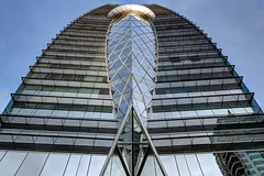 Wai Design Concept / Park Ventures / Ecoplex on Witthayu / Bangkok (I Prahin | www.southeastasia-images.com) Tags: food tower window glass architecture modern bar skys