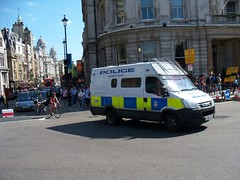 West Yorkshire Police YJ09DHC (Waterford_Man) Tags: london trafalgarsquare westyorkshirepolice yj09dhc