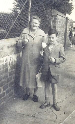 Elizabeth Mary Thomson nee Gove 1950s