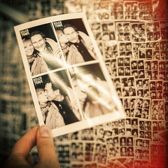 … rough trade self (Manfred Schmidt) Tags: london self nikon photobooth 24mm eastend trumanbrewery roughtrade