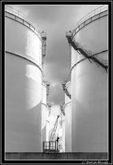Landscape 4 (avanherreweghe) Tags: nikon belgium belgique belgië tanks cistern oostvlaanderen petroleumtanks evergem eastflanders ertvelde rieme citernes d700 flandreorientale olietanks