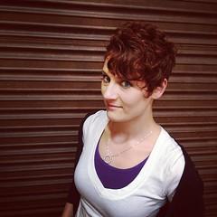 (Christina Sanchez Hair Design) Tags: photoshoot blondes fringe pixie shorthair curlyhair redheads hairstyles lob undercut hairbrained davines longbob asianhair christinasanchezhairdesign saloncostamesa