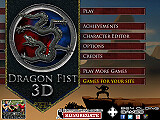 龍之格鬥3D(Dragon Fist 3D)