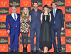 The Premiere of 'Les Miserables' Featuring: Cameron Mackintosh,