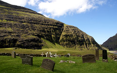 Resting in Heaven (little_frank) Tags: life old light shadow wild panorama cliff mountain green nature beautiful beauty cemetery grave graveyard wonderful wonder landscape death amazing scenery europe heaven solitude paradise tears alone loneliness peace place natural secret exploring rip north dream azure peaceful tranquility sunny natura mount explore silence stunning ago dreamy lonely nordic wilderness marvel northern past idyllic heavenly faroeislands impressive marvelous paesaggio vastness marvellous unspoiled faroer immensity froyar saksun frerne faroese foroyar froerne streymoy frern frer fr isolefaroe