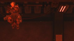 Red light district (SeannyBoy32) Tags: red halo reach colonel dmr haloreach