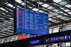 Lucerne Train Station SBB (Bahnhof Luzern) Switzerland (mbell1975) Tags: station train schweiz switzerland europe suisse metro swiss luzern rail railway bahnhof sbb terminal trainstation sbahn svizzera bahn lucerne lucerna railstation ilobsterit
