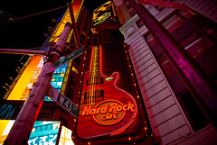 Hard Rock (jev55) Tags: new york newyork square lights nikon colours tourist timessquare times