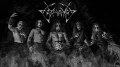 ATHAME BAND (FurfangosFrigyes) Tags: blackandwhite athame blackmetal